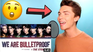 VOCAL COACH Reacts to BTS - We are Bulletproof : the Eternal