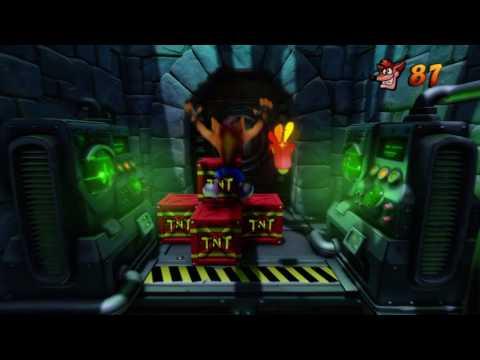 I will take you down CORTEX!!! Crash Bandicoot: N-Sane Trilogy Final