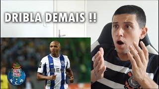 BRASILEIRO REAGINDO A YACINE BRAHIMI   FC Porto