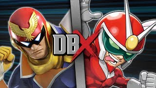 Captain Falcon VS Viewtiful Joe | DBX