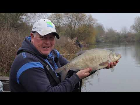 SHORT RANGE FEEDER FISHING - With Graham West.