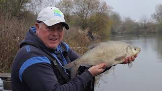 SHORT RANGE FEEDER FISHING - with Graham West.