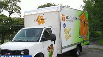 Kroger donates box truck to Roanoke Rescue Mission