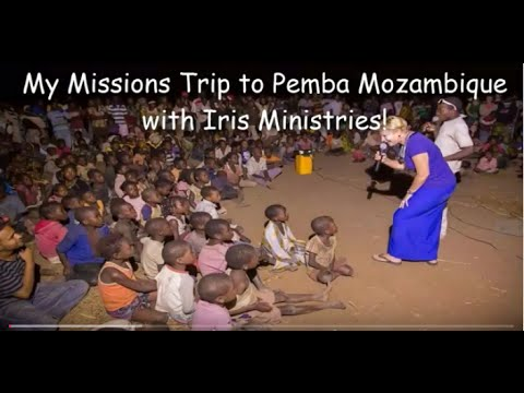 Mozambique Trip Short Video (Iris Ministries)