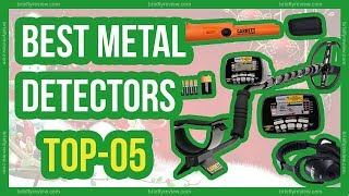 Top 5: Best Metal Detector - Best professional metal detector 2019