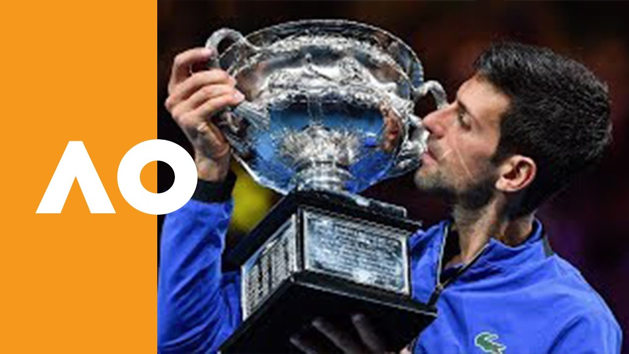 Relive Novak Djokovic's 2019 Australian Open Men's Singles Championship