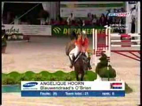 angelique hoorn en o brien