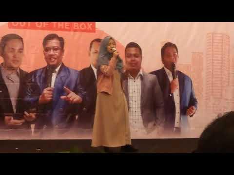Kecee ! Ceramah Wirda Mansur Terbaru - Kejayaan PayTren Berkat Wasilah Alqur'an