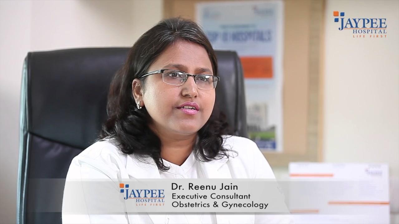 Dr  Reenu Jain, Executive Consultant Obstetrics & Gynecology, Jaypee  Hospital