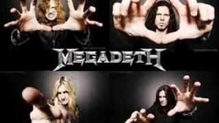 Megadeth- Motopsycho rare ending