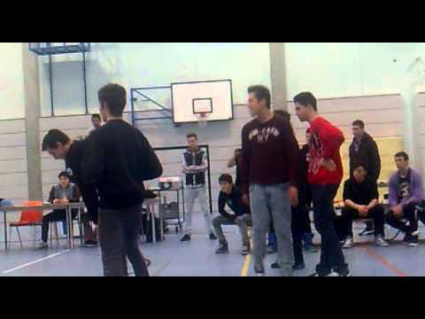 Suisse Electro Tournament 2 : FLavour Dance Crew vs. Running Rabels