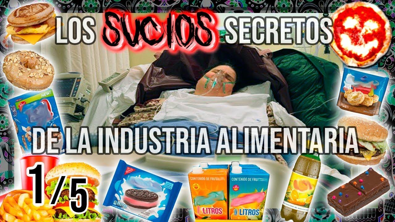 FED UP:  Los SUCIOS SECRETOS de la INDUSTRIA ALIMENTARIA. Subtitulado. - (Serie, 1 de 5)