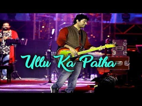 Dil Ullu Ka Pattha Hai | Arijit Singh Live Cocert at Eco Park Kolkata 2018