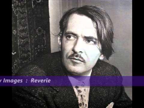 Samson Francois plays Debussy Images  :  Rêverie