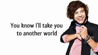One Direction Another World Lyrics Pictures full HD song