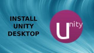 Install the Ubuntu Unity Desktop in Linux Mint 17