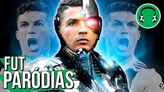 ♫ E SE CR7 FOR MESMO UM ROBÔ? | Paródia Natural - Imagine Dragons