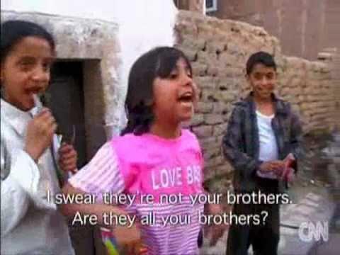 Life for Yemeni Girl