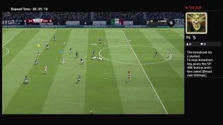 Fifa 19 journey  chapter  2 episode 7 kim hunter vs Italy