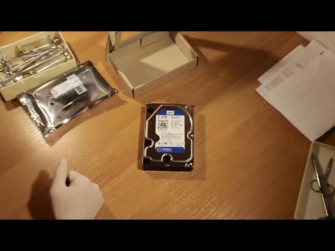 Жорсткий диск Western Digital Blue 2TB 5400rpm 64MB WD20EZRZ 3.5 SATAIII
