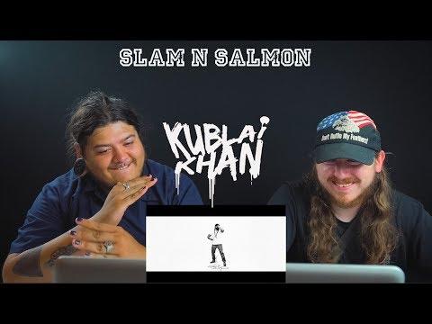 Kublai Khan Tx - SELF-DESTRUCT (Official Music Video) REACTION!