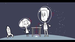 """""""Почему предметы падают вниз?"""" / Образовательный мультфильм для младших классов ФОРМУЛА УМА"""
