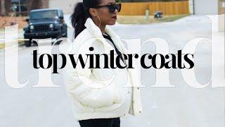 3 Essential Winter Coats | Top Outerwear Picks this Season
