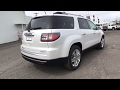 2017 GMC Acadia Limited Reno, Carson City, Lake Tahoe, Northern Nevada, Roseville, NV HJ302430