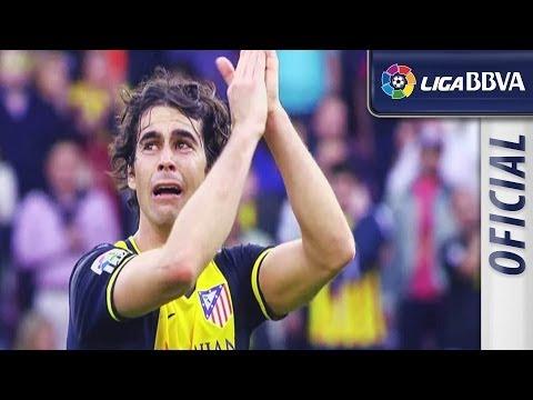 Atlético de Madrid, champion of La Liga season 2013/2014