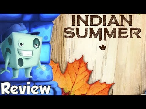 Indian Summer Review - with Tom Vasel