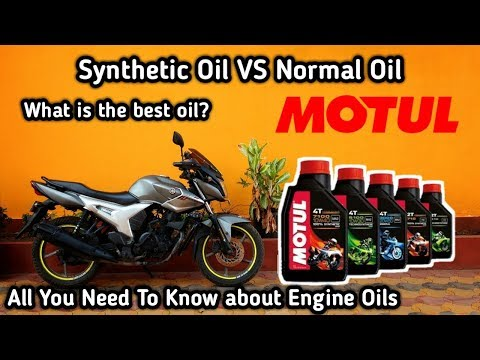 Engine Oil Change Semi Synthetic   What is Viscosity FLS rating & ester? Motul 5100 15W50 Review