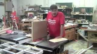 Cutting Raised Panels