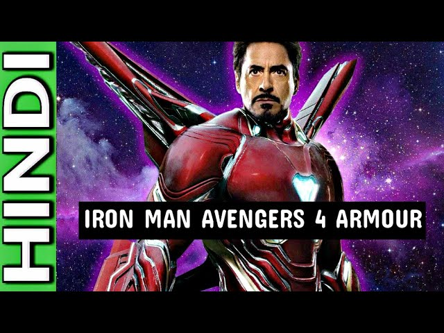 Which Armor Iron Man Can Use In Avengers 4 Explained In Hindi
