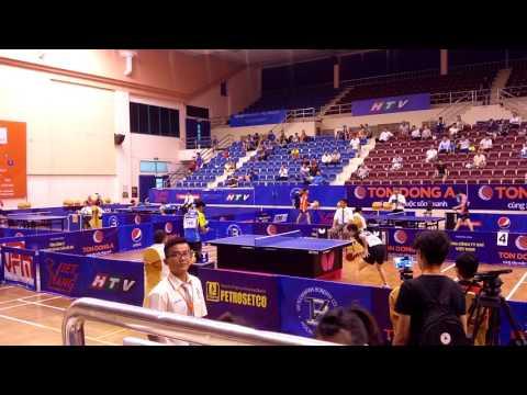 Cây vợt vàng 2017   Nguyễn Văn Ngọc (cement Hoàng Thạch) vs Passara Pattaratorn (THAILAND) [part 2]