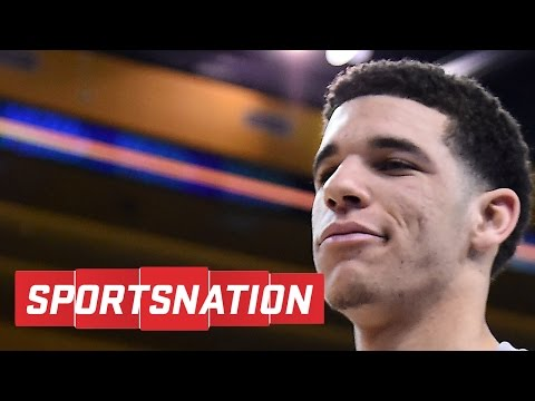 The Miz: Lonzo Ball Should Workout For 'Every Possible Team' | SportsNation | ESPN