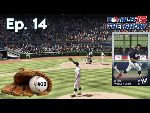 MLB 15 The Show (PS4) Road To The Show SP Ep. 14 | Feels Like Home