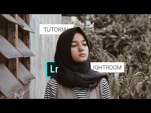 #INSTAGRAM TIPS Cara Edit Foto Seperti #pocutrauzha Di Android & IOS - Lightroom Mobile #Skaktips