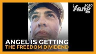 Freedom Dividend Giveaway | Angel
