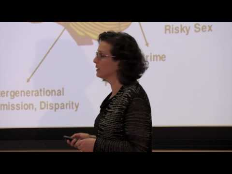 The Science of Adversity, Resilience, and Transformation | Audrey Stillerman | TEDxUofIChicago