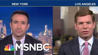 Melber To Swalwell: Did Mueller Prove You Wrong On Collusion? | The Beat With Ari Melber | MSNBC