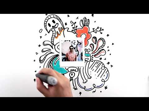 Live Illustration with Laura Portillo - 2