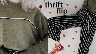 diy thrift flip with me