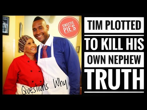 Ms. Robbie Sweetie Pie's Supporting Son Tim After Murder Charges And Bond Denied
