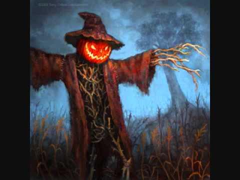Rain on the Scarecrow (Metal Cover)