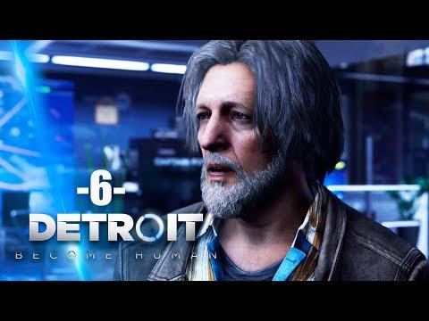 Zagrajmy w Detroit Become Human #6 - PRZYJAŹŃ Z HANKIEM - Polski gameplay - PS4 PRO