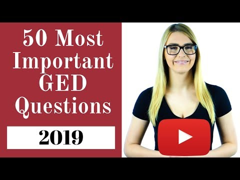 GED Math 2019 - Pass the GED with EASE