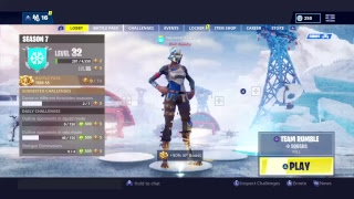 I sell my Fortnite account !! NO SCAM