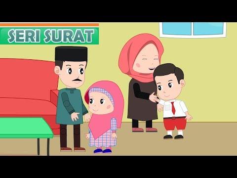 Surat Alfatihah - Anak Anak #4 Merdu banget-Anak Islam-Bersama Jamal Laeli
