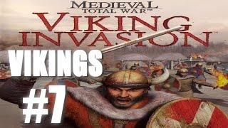 Medieval: Total War Viking Invasion - Viking Campaign #7