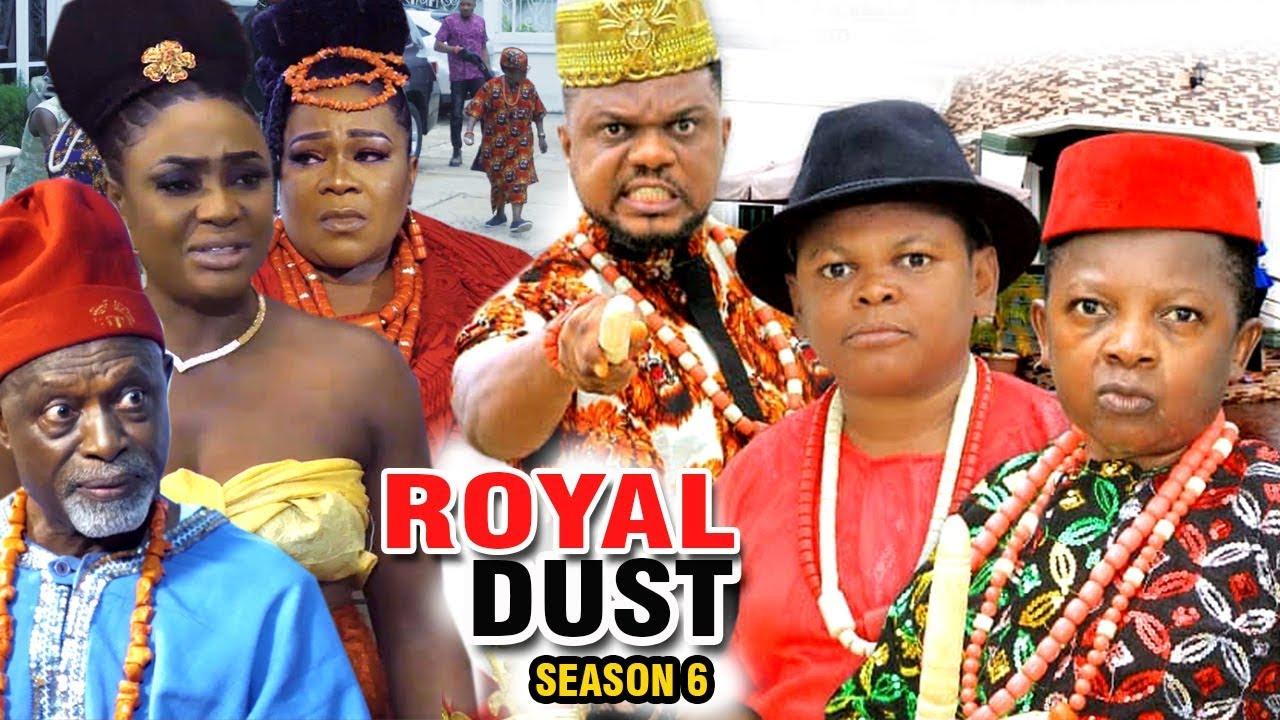 Download ROYAL DUST (SEASON 6) - Ken Erics | New Movie | 2019 Latest Nigerian Nollywood Movie